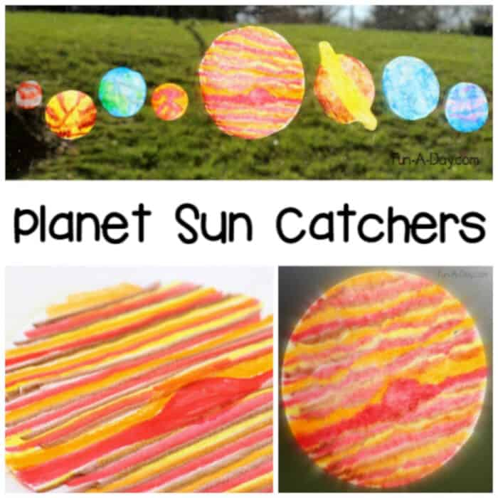 Planet Sun Catchers by Fun-A-Day