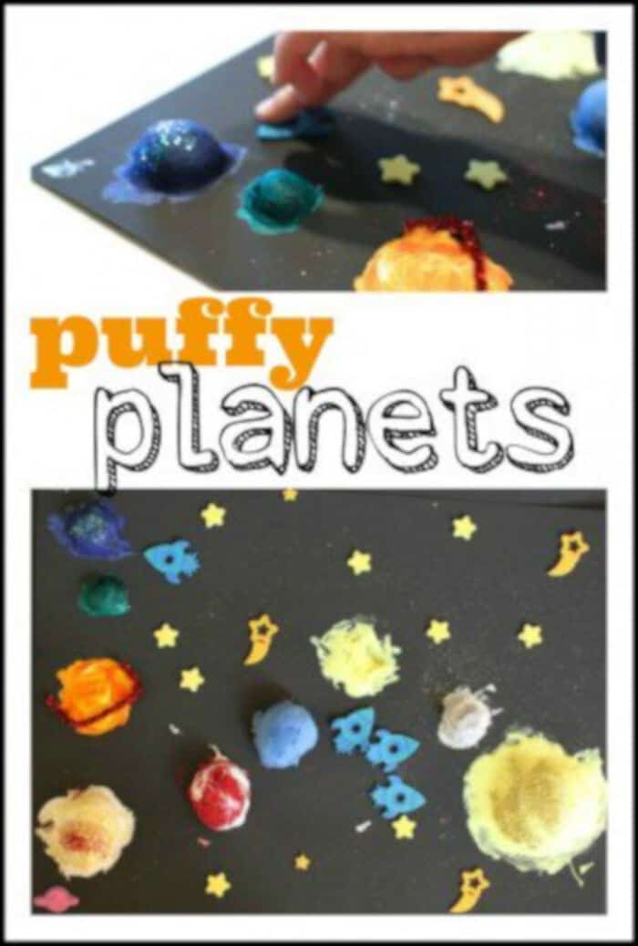 Puffy Planets by I Can Teach My Child!