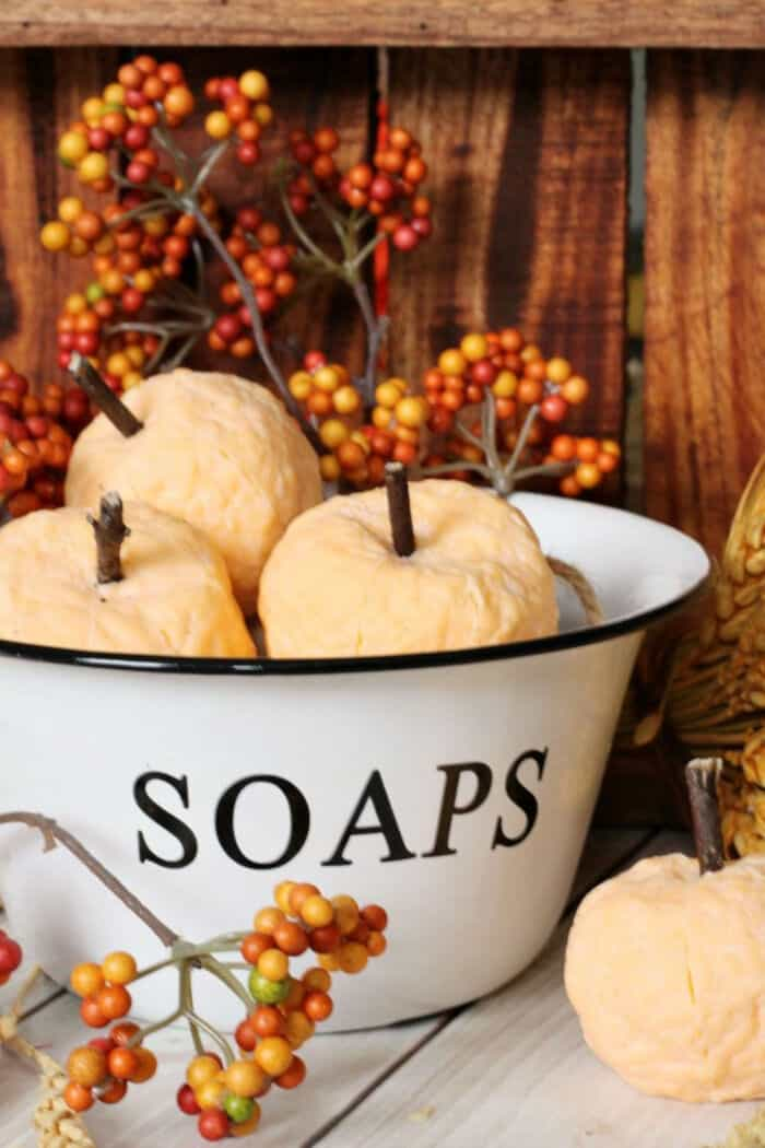 Pumpkin Soap by Clean and Scentsible