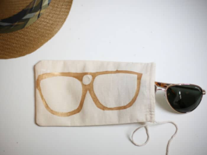 Sunglass Bag by Momtastic