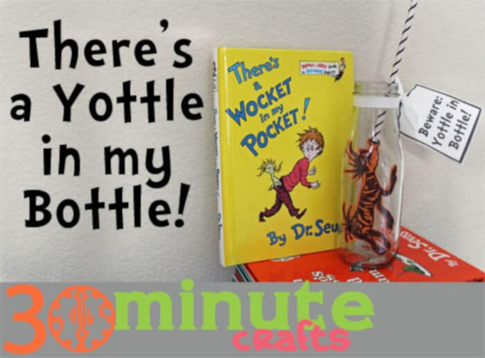 There is a Yottle in my Bottle by 30 Minute Crafts