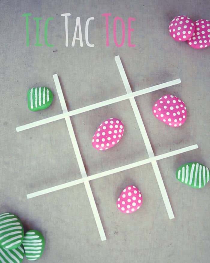 Tic Tac Toe by Eighteen25