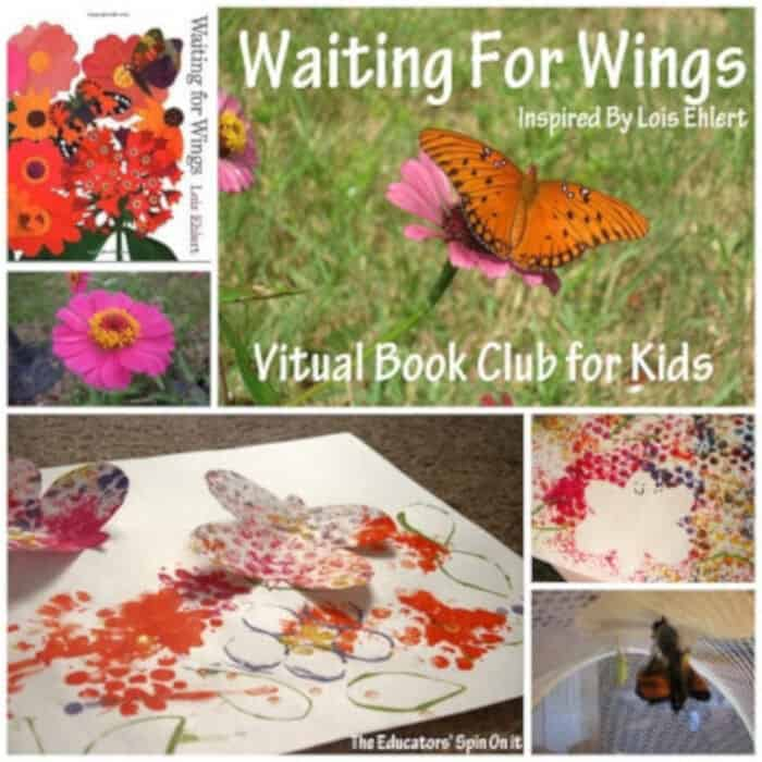 Waiting For Wings by The Educators Spin On It