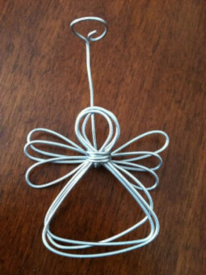 Wire Angels by Auntie Karas Crafts