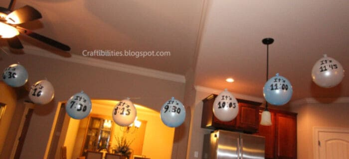 Balloon Pop Countdown by Craftibilities