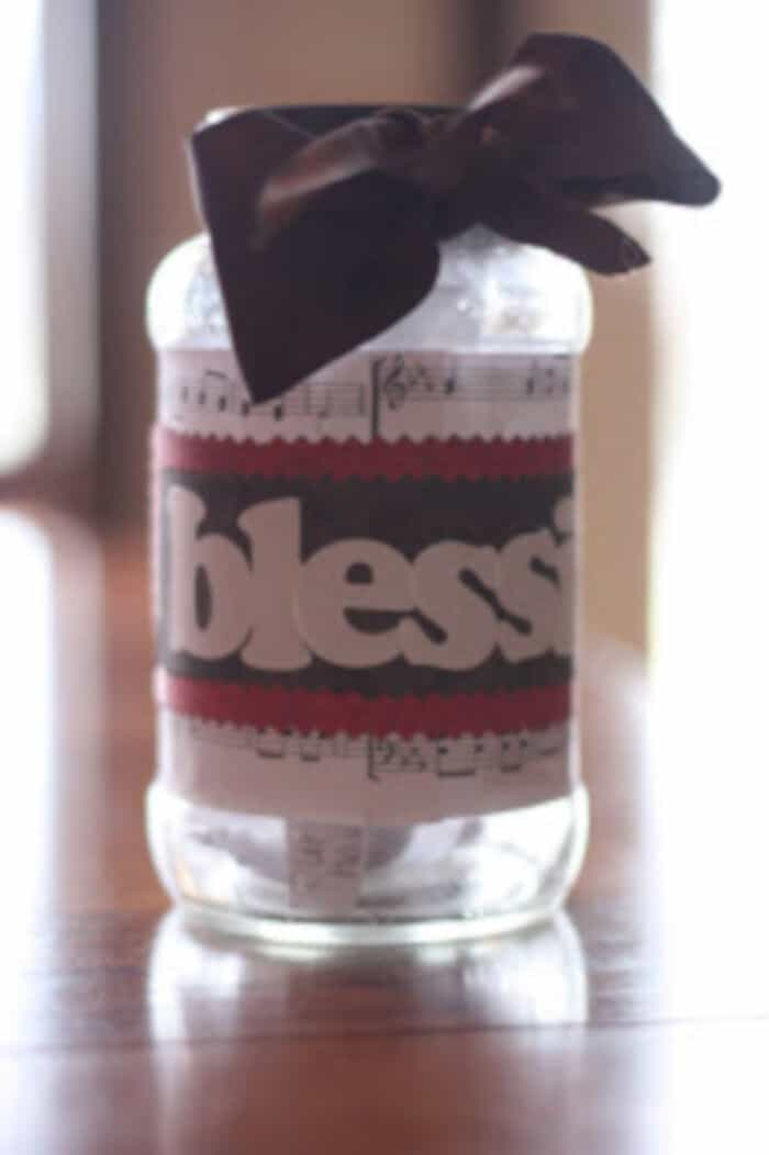 Blessings Jar by I Can Teach My Child