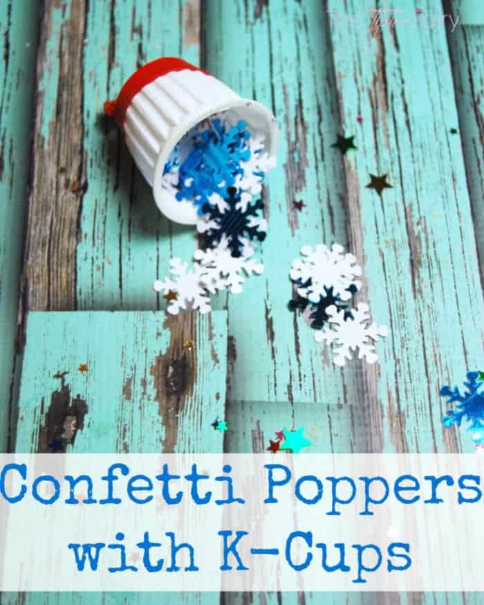 Confetti Poppers by The Tip Toe Fairy