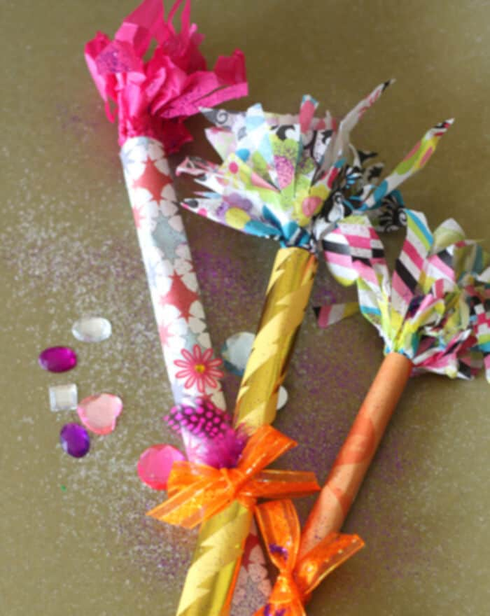 Confetti Wands by Education