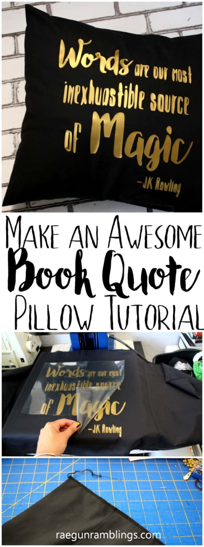 Dumbledore Quote Pillowcase by Rae Gun Ramblings