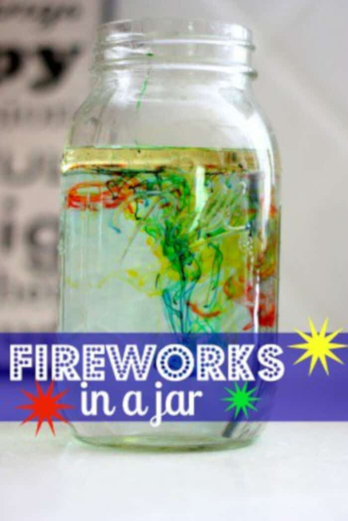 Fireworks in a Jar by I Can Teach My Child