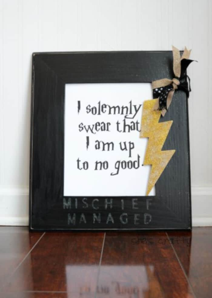 Harry Potter Art by Shes Crafty