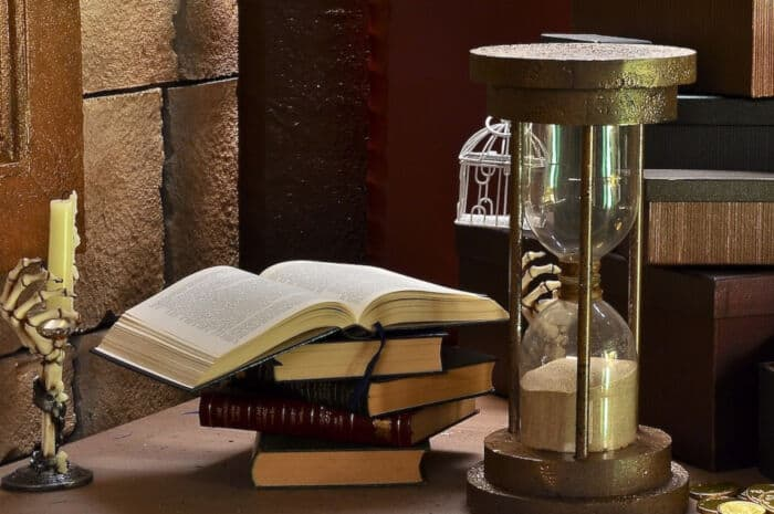 Harry Potter Hourglass by Harry Potter and the Ultimate Party