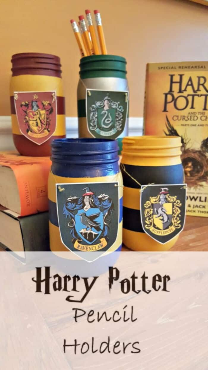 Harry Potter Pencil Holders by Modern on Monticello