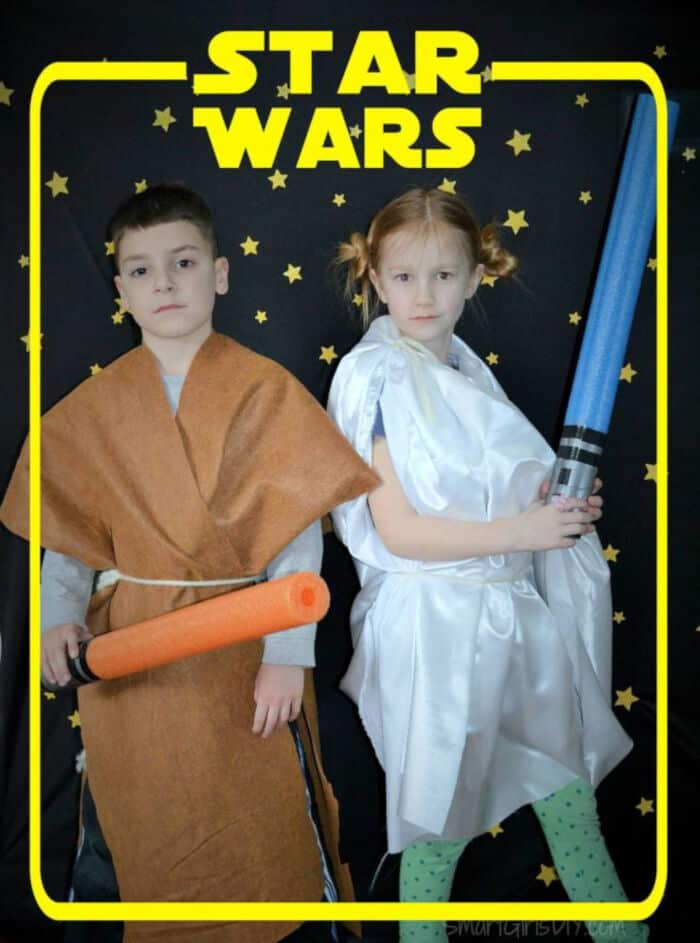 Last Minute Star Wars Birthday by Smart Girls DIY