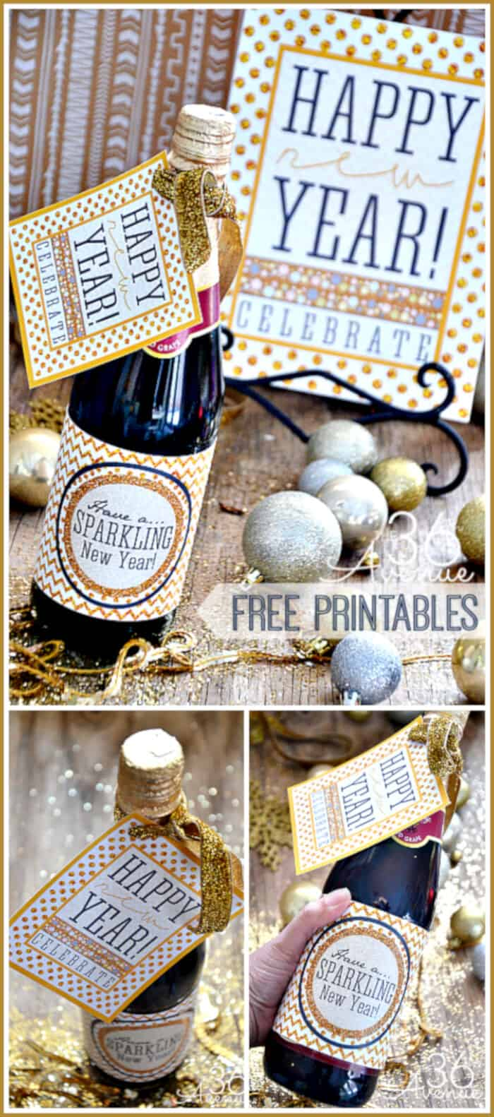 New Years Free Printable by The 36th Avenue
