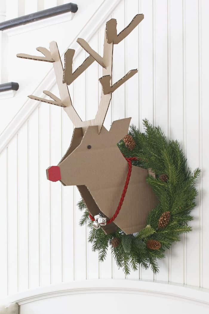 Nordic Christmas Decor by Good Housekeeping