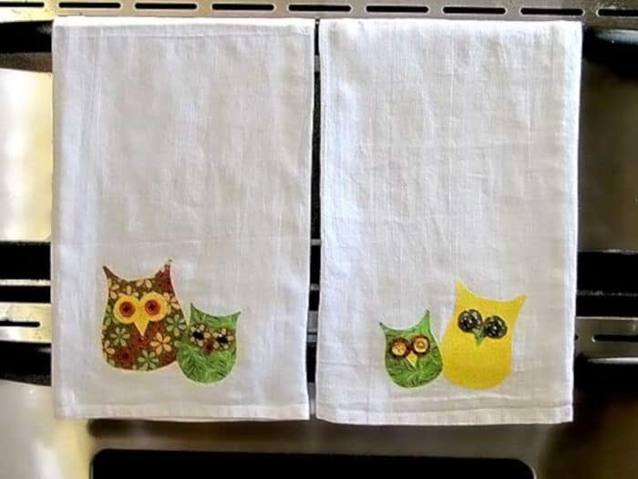 Owl Towels by Woo! Jr. Kids Activities