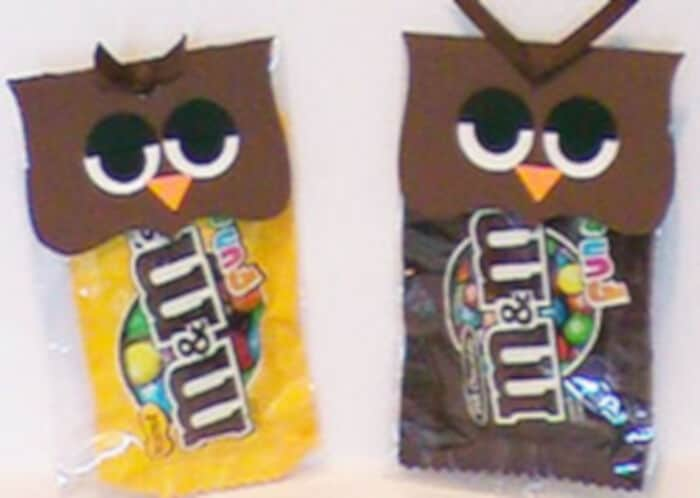 Owl Treat Bag by Craft A Project