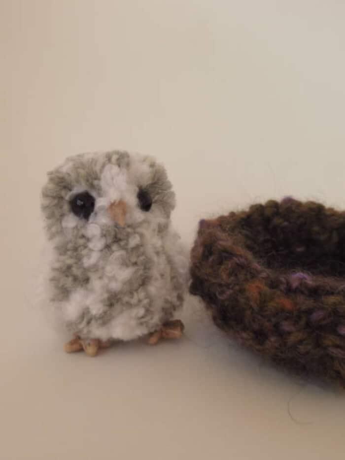 Pom Pom Owl by Crafter