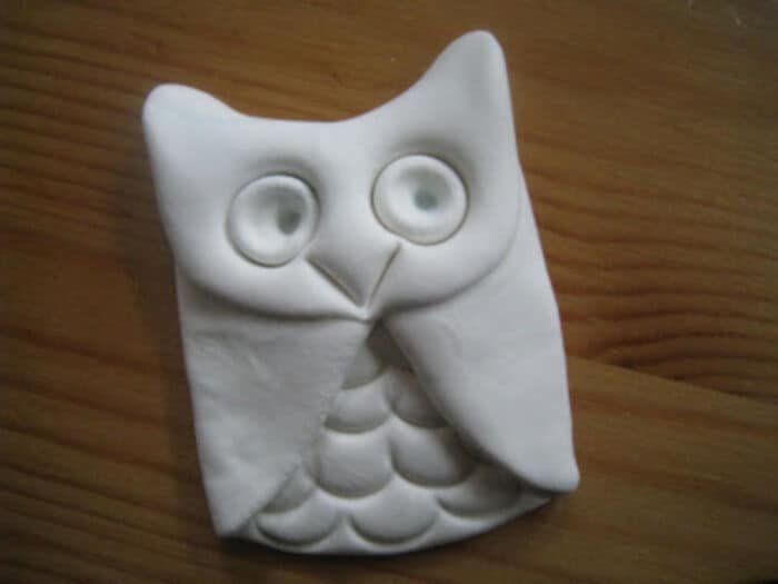 Quick Clay Owl by 4 Crazy Kings