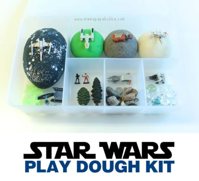 Star Wars Play Dough Kit by Mama.Papa.Bubba
