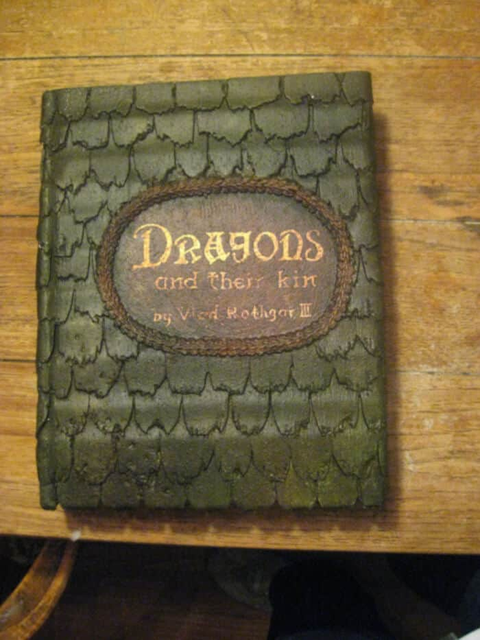 The Dragon Book by Bascombe Mania