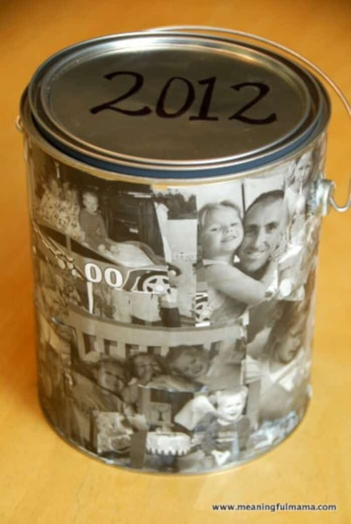 Time Capsule 2012 by Meaningful Mama