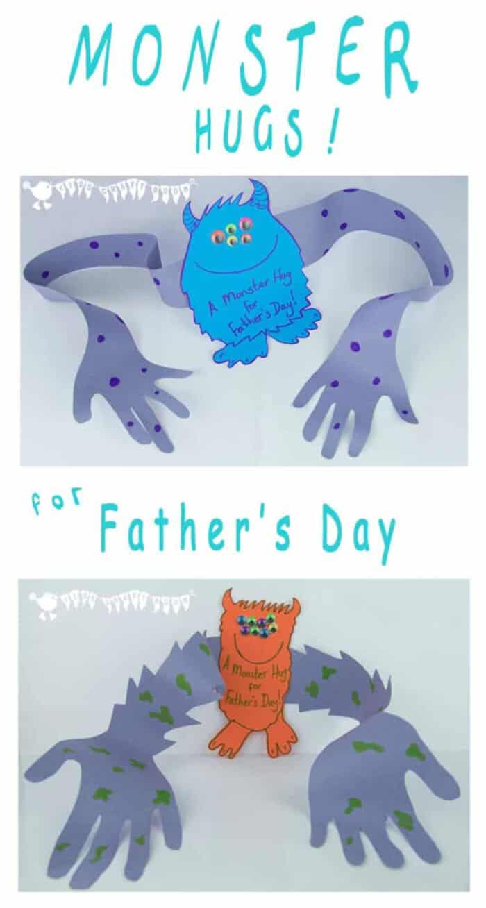A Monster Hug by Kids Craft Room