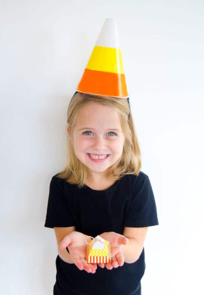 Candy Corn Crafts by Love The Day