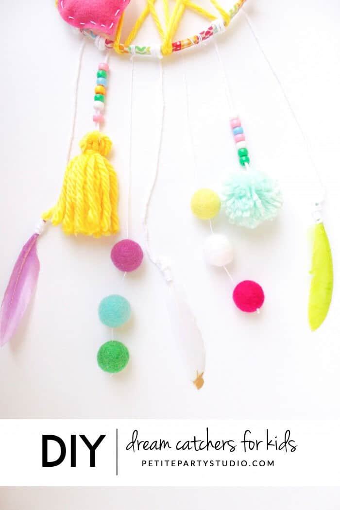 DIY Dream Catchers by Rebecca Propes