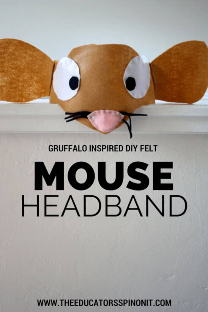 DIY-Gruffalo-Inspired-Mouse-Costume-Headband-by-The-Educators-Spin-On-It