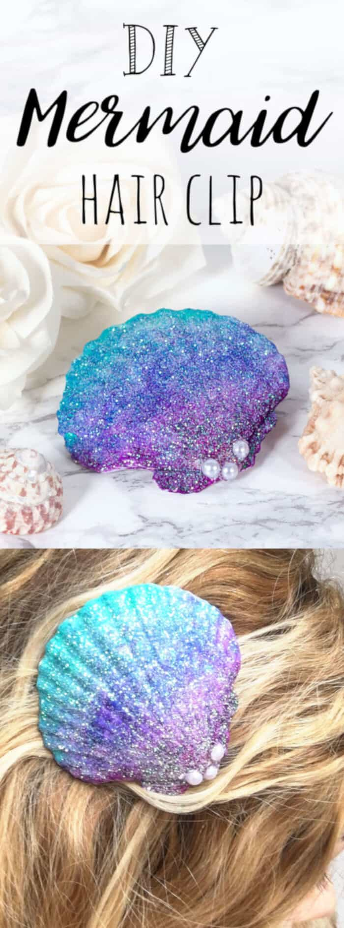 DIY-Mermaid-Shell-Hair-Clip-Craft-by-Doodle-and-Stitch