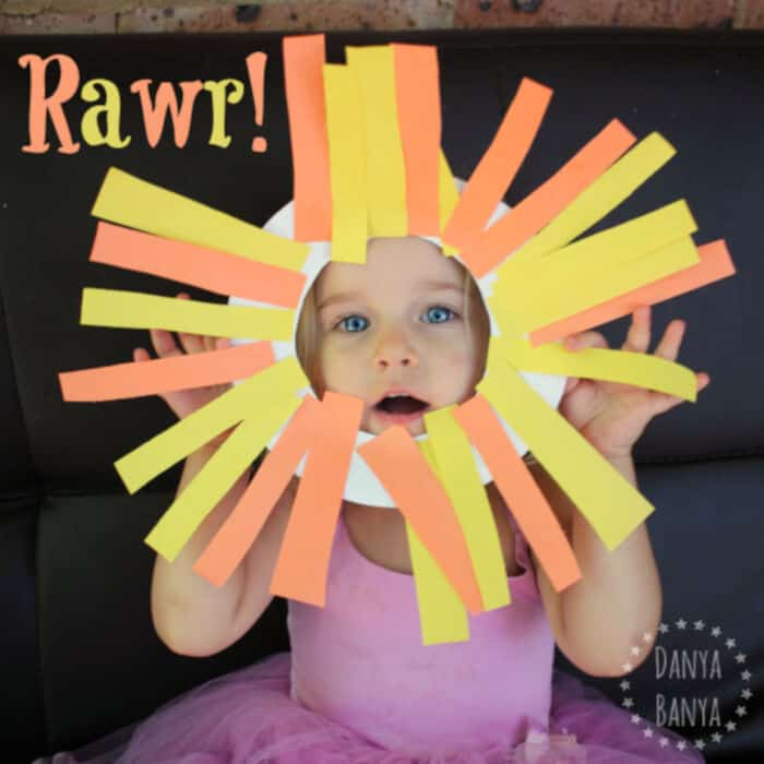 Easy-Lion-Mask-Craft-for-Toddlers-by-Danya-Banya