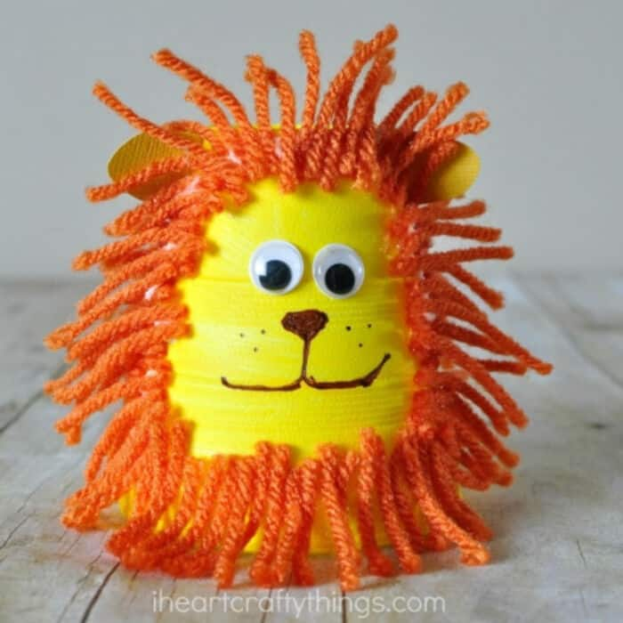 Foam-Cup-Lion-Craft-for-Kids-by-I-Heart-Crafty-Things