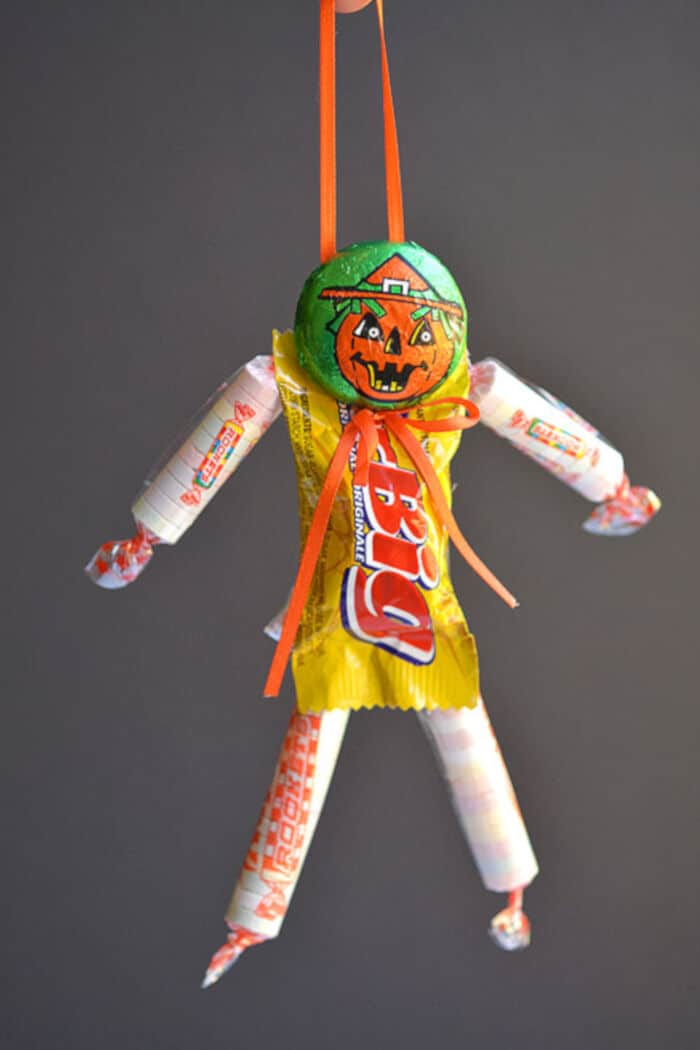 Halloween Candy People by One Little Project