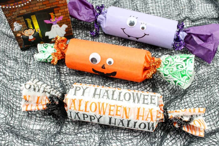 Halloween Party Poppers by Onion Rings and Things