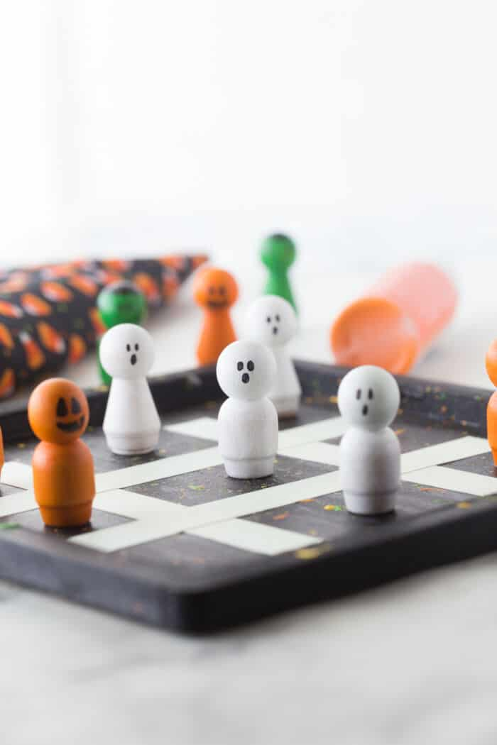Halloween Tic Tac Toe by Made To Be A Momma