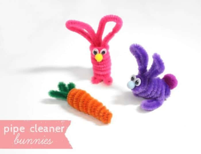 How-to-Make-Pipe-Cleaner-Bunnies-by-Lines-Across