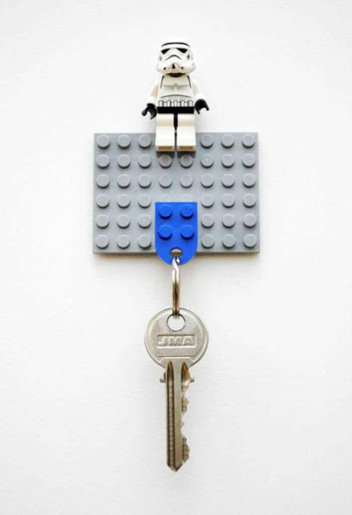 Lego Keyholder by Mini Eco