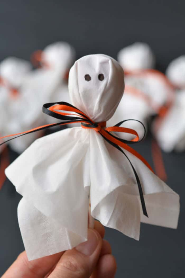 Lolly Pop Ghosts by One Little Project