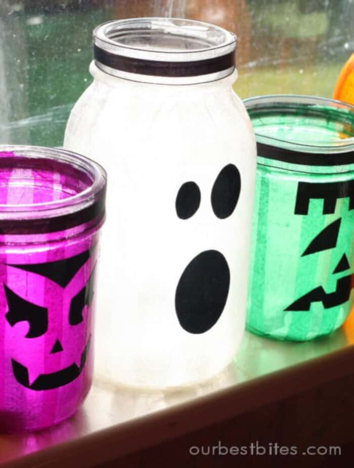 Mason Jar Lanterns by Our Best Bites