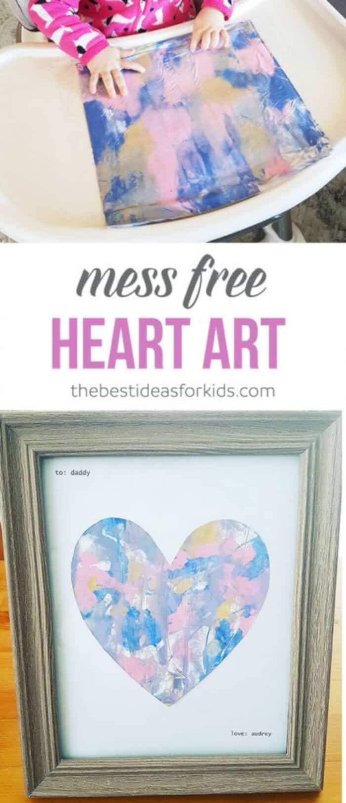 Mess Free Painting with Babies or Toddlers by The Best Ideas For Kids