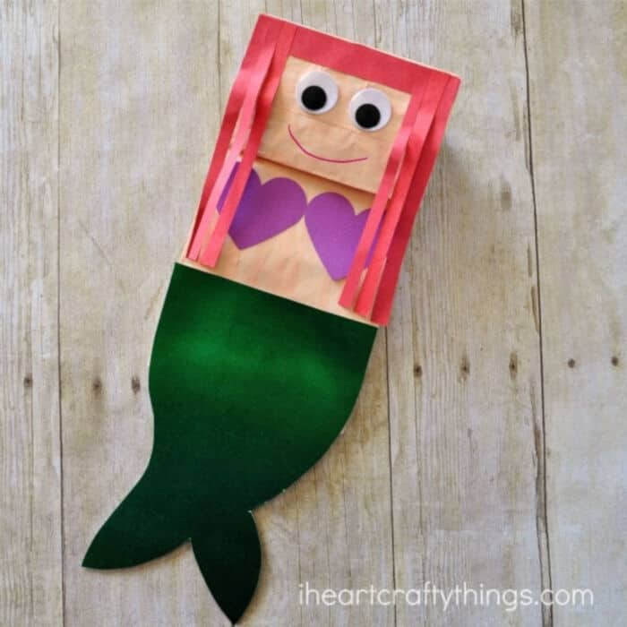 Paper-Bag-Mermaid-Craft-for-Kids-by-I-Heart-Crafty-Things