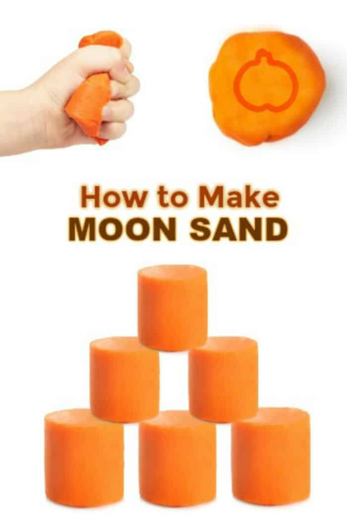 Pumpkin Moon Sand Recipe by Growing A Jeweled Rose