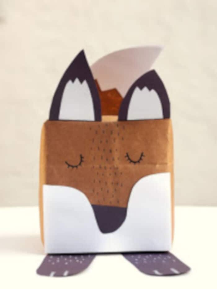 Quirky-Fox-Gift-Box-Craft-by-Pink-Stripey-Socks