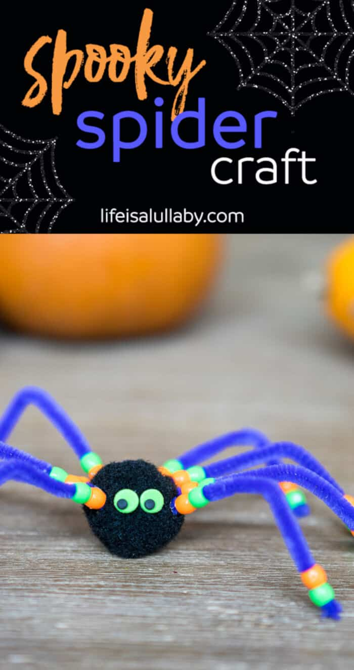 Spider Kids Craft by The Best Ideas For Kids
