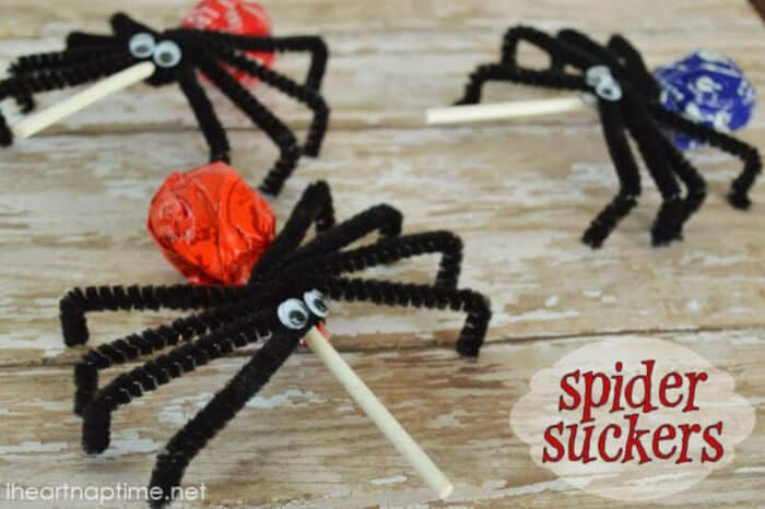 Spider Suckers by I Heart Naptime