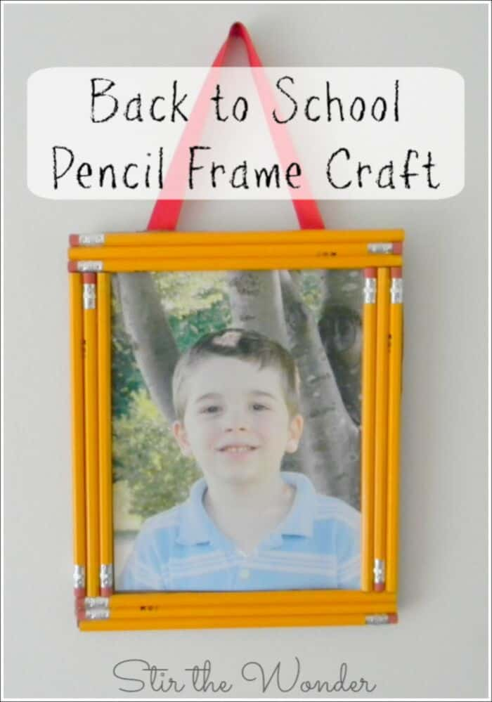 Back-to-School-Pencil-Frame-Craft-by-Stir-The-Wonder