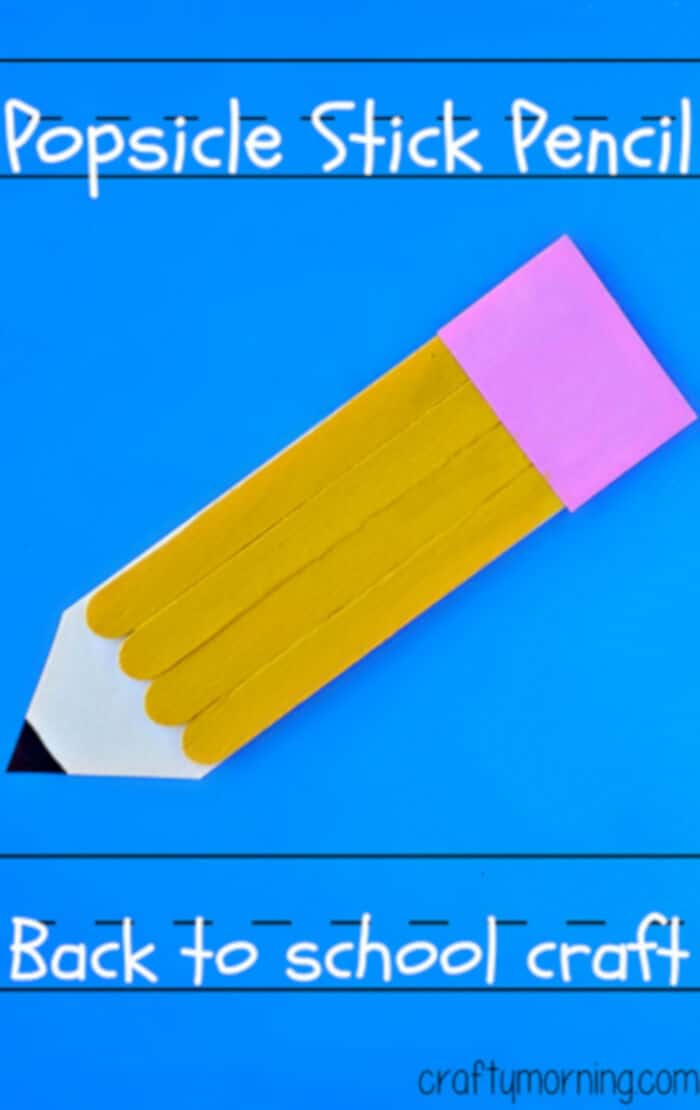 Back-to-School-Popsicle-Stick-Pencil-Craft-by-Crafty-Morning