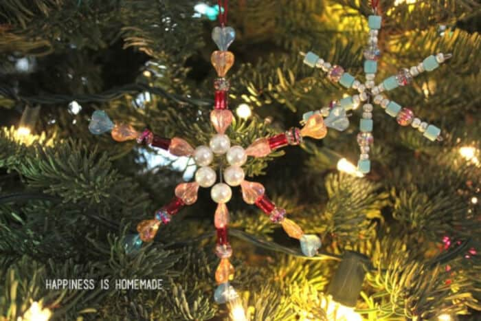 Beaded-Snowflake-Ornaments-by-Happiness-Is-Homemade